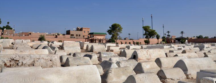 Jewish cemetary Marrakech