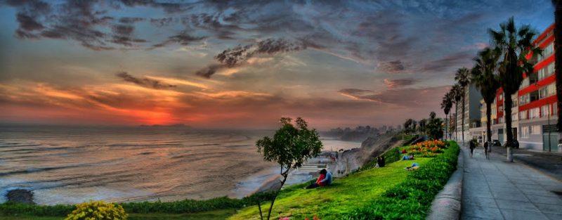 Barranco Sunset